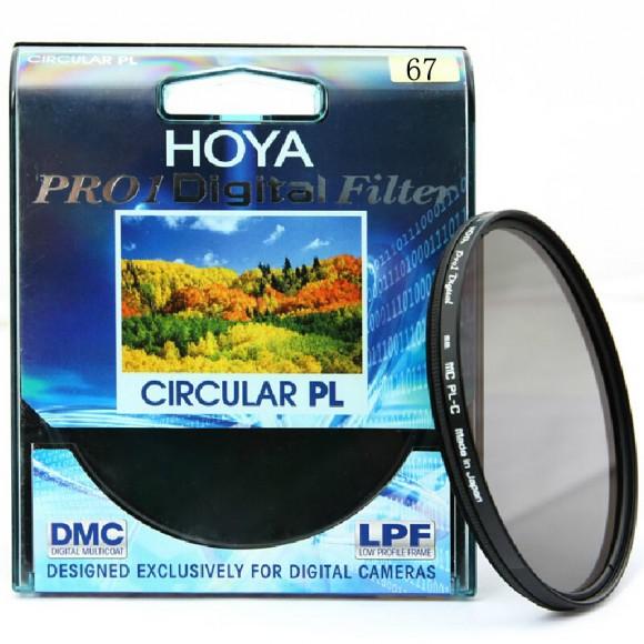HOYA PRO1 Digital Filter Circular