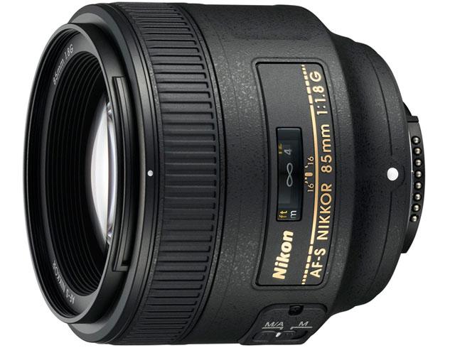 ống kính Nikon AF-S 85mm f1.8G