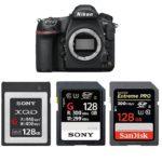 12 Thẻ nhớ máy ảnh tốt nhất SD, microSD, XQD và CF