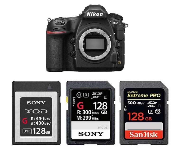 Thẻ nhớ máy ảnh