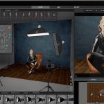 Phần mềm setup đèn studio chụp ảnh