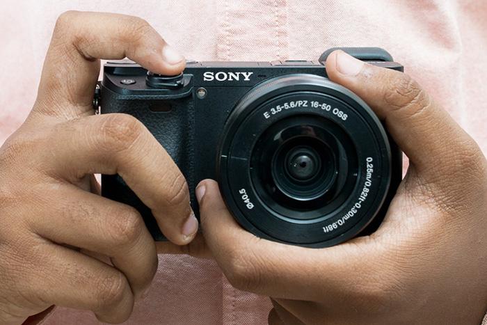 mua máy ảnh mirroless