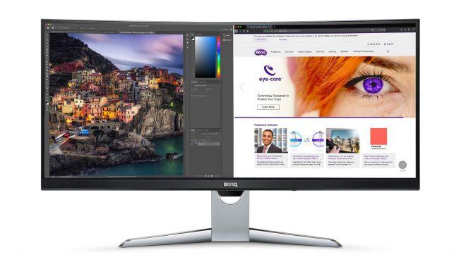 màn hình BenQ EX3501R