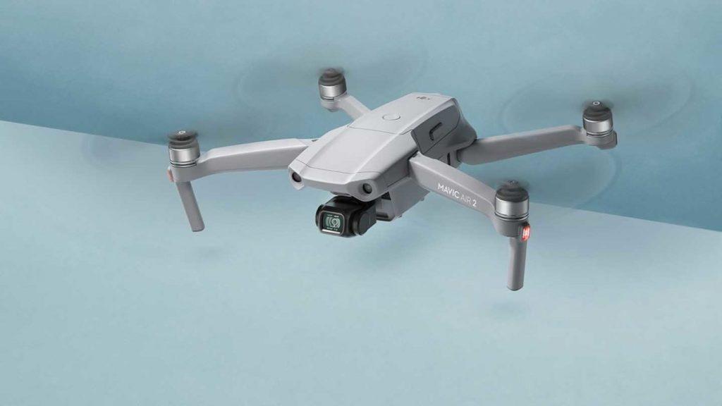 Flycam DJI Mavic Air 2