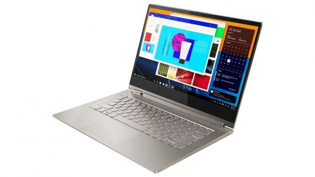 Lenovo Yoga C930 chỉnh ảnh