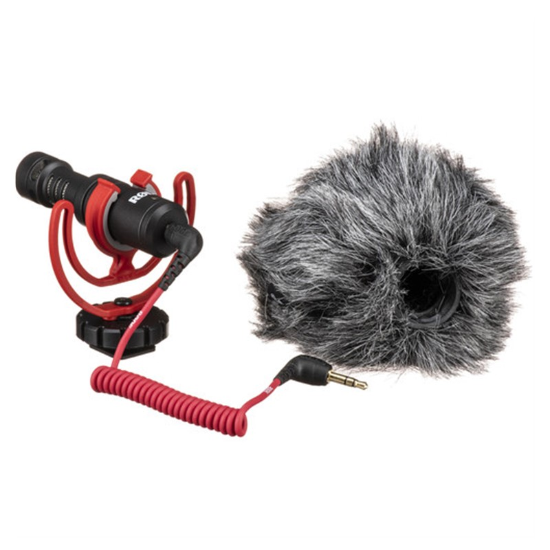 mic thu âm Rode VideoMicro