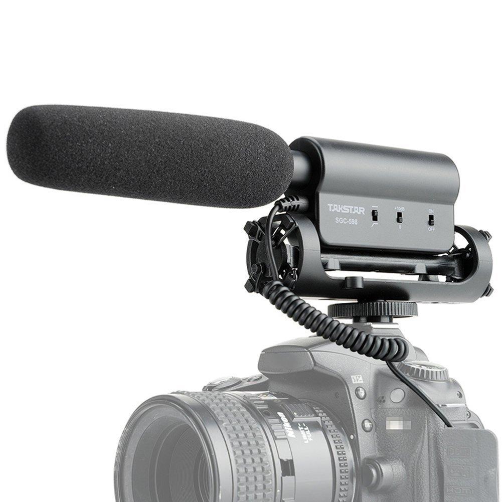 mic thu âm TAKSTAR SGC-598