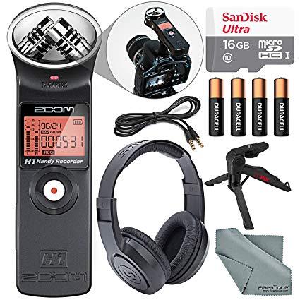 mic thu âm Zoom ZH1