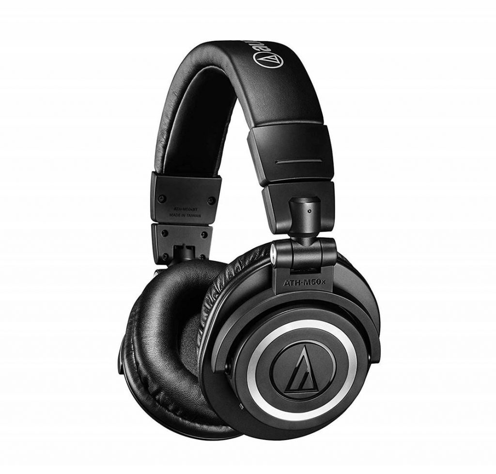 tai nghe Audio-Technica ATH-M50xBT