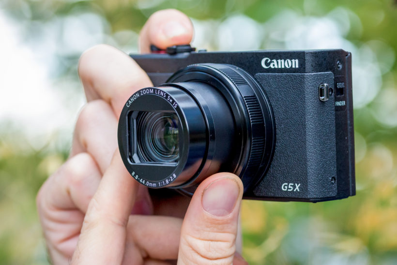 Máy ảnh Canon PowerShot G5 X Mark II
