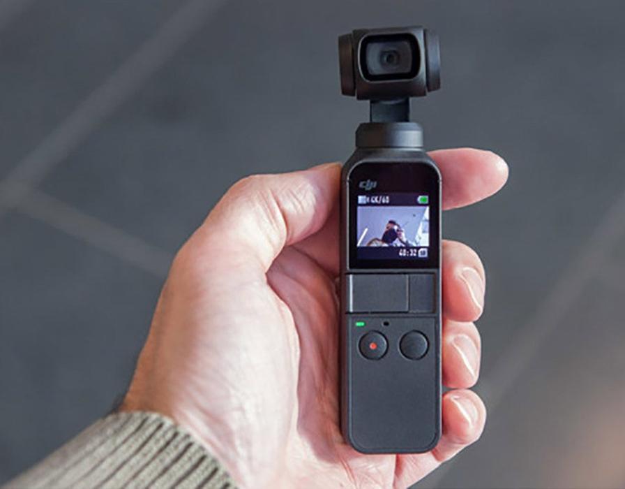 camera hành động DJI Osmo Pocket