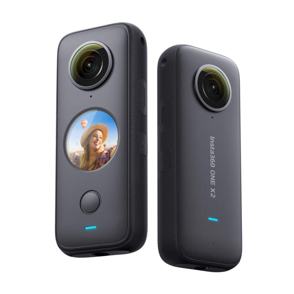 camera 360 Insta360 One X2
