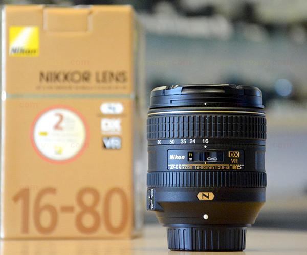 Nikon AF-S DX 16-80mm f2.8-4E