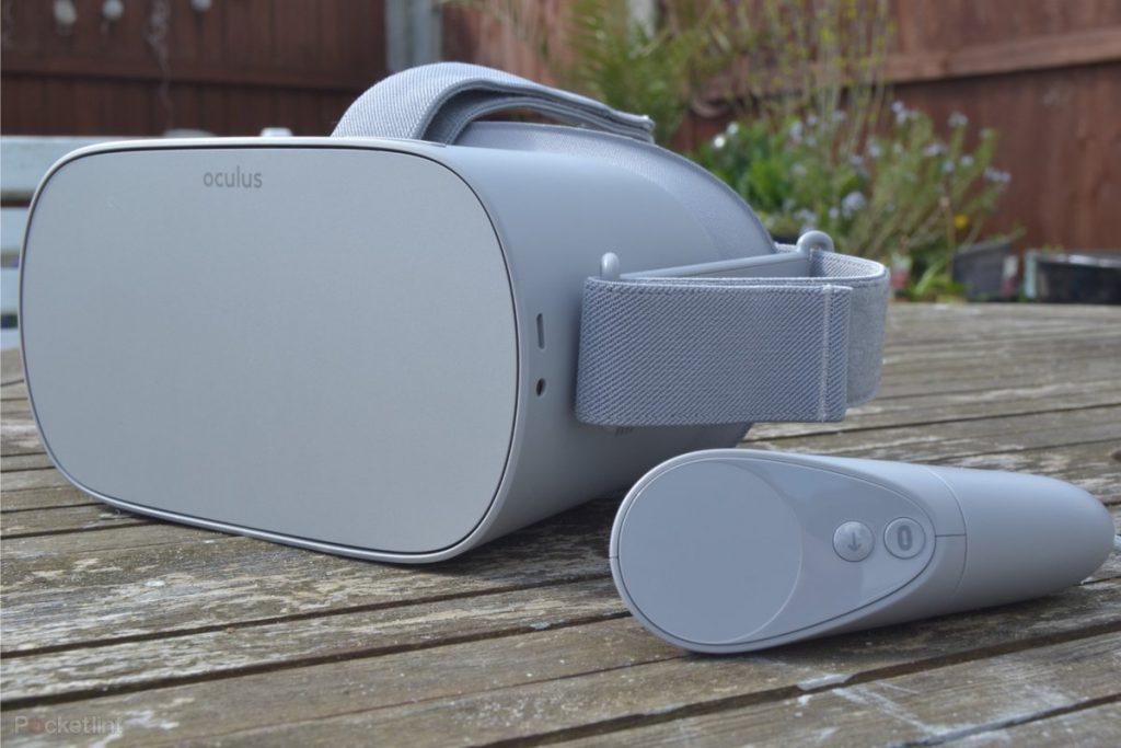 kính VR Oculus Go