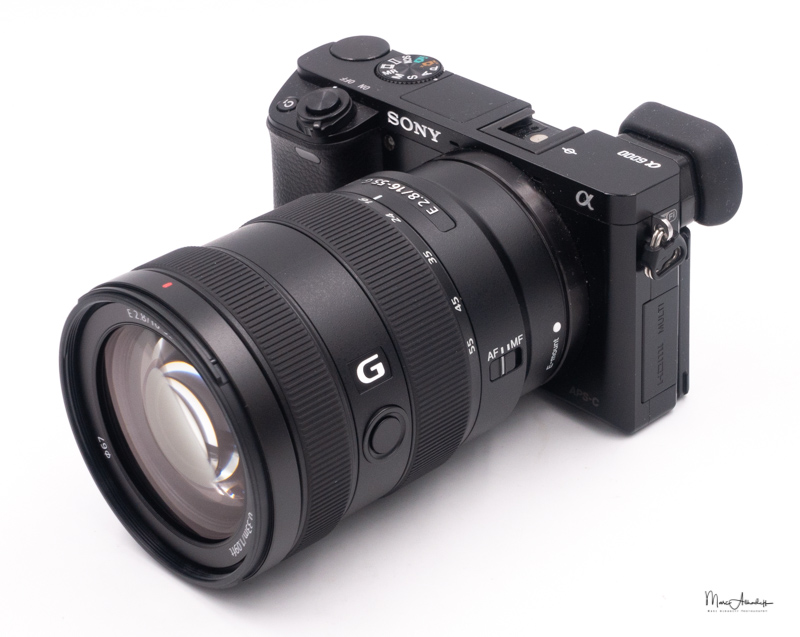 ống kính Sony E 16-55mm F2.8 G