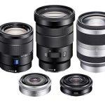 10 Ống kính Sony E-mount tốt nhất 2020 nên mua