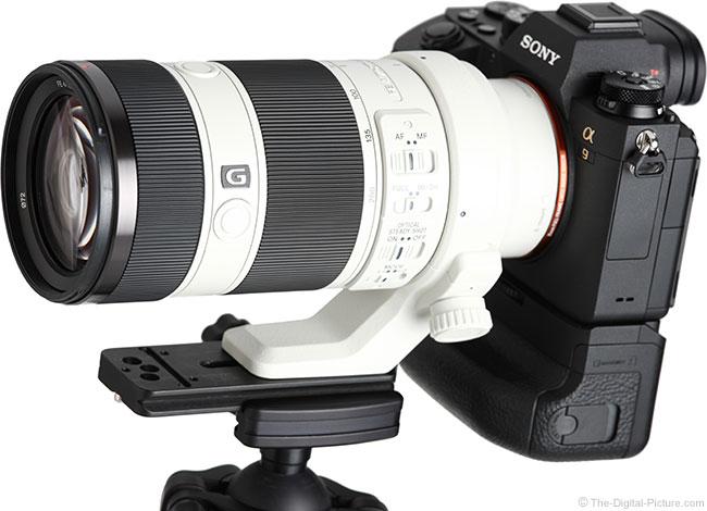 ống kính Sony FE 70-200mm f/4 G OSS