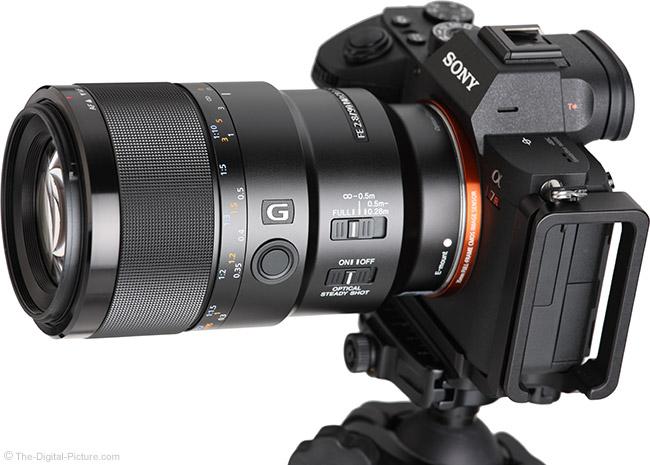 ống kính Sony FE 90mm f/2.8 Macro G OSS
