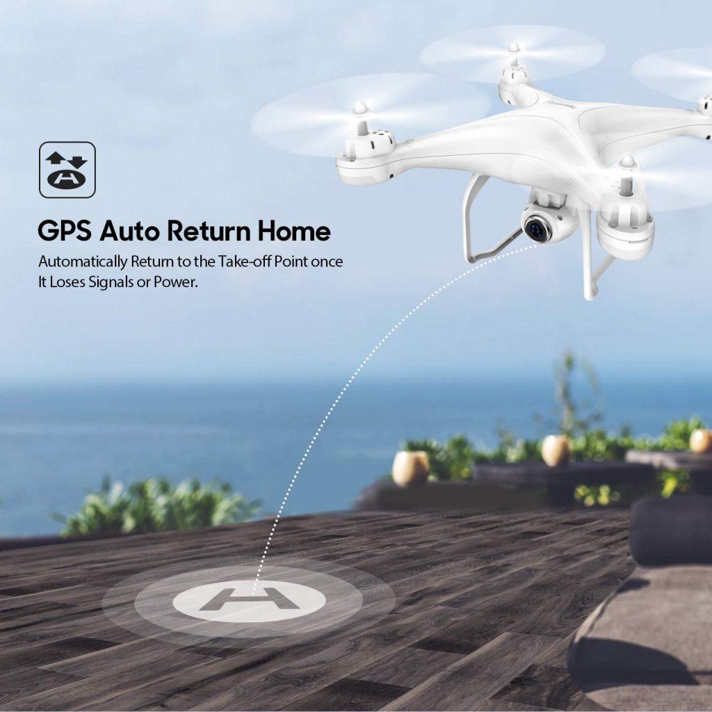 gps trên flycam