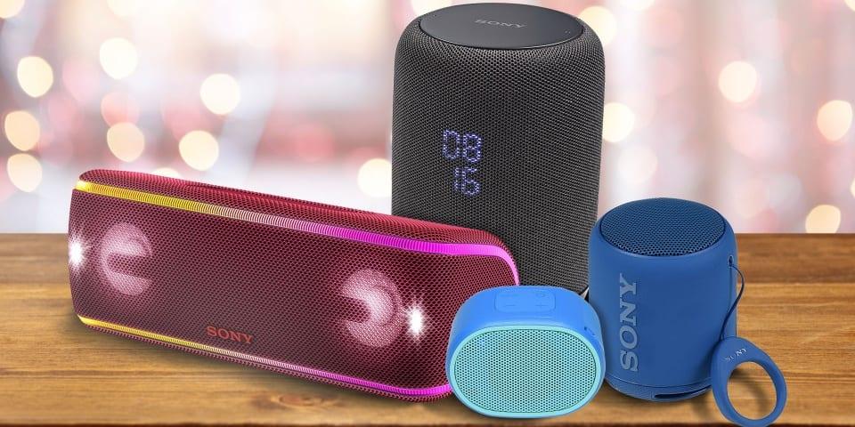 loa bluetooth Sony