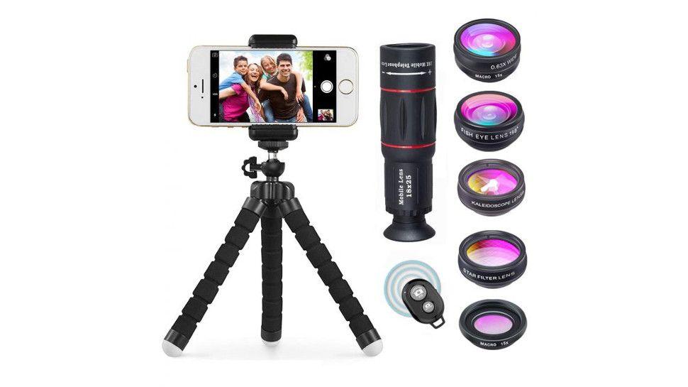 Apexel 8 in 1 lens