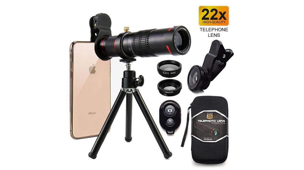 Bamoer 22x Telephoto Lens