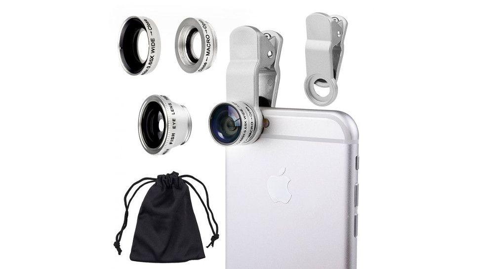 CamKix Universal 3-in-1 Lens kit