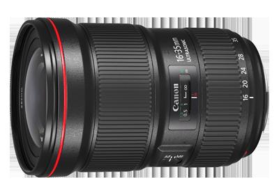 ống kính Canon EF 16-35mm f/2.8L III USM