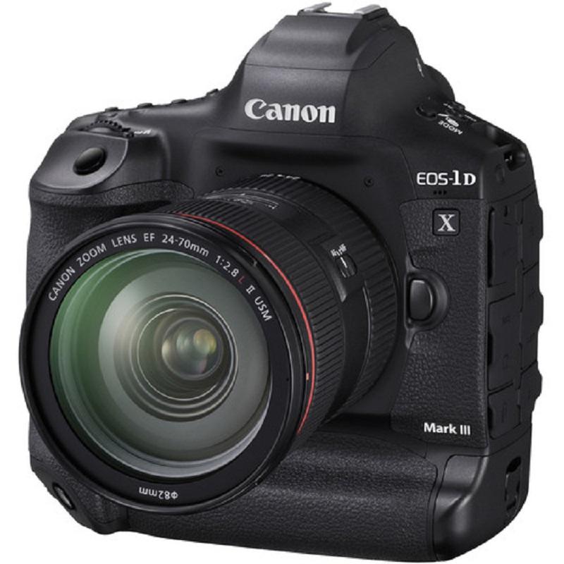 máy ảnh Canon EOS-1D X Mark III
