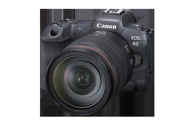 máy ảnh Canon EOS R5