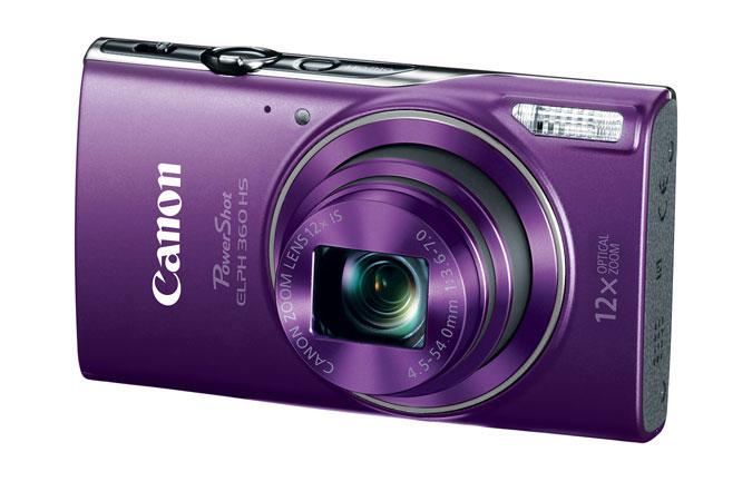 máy ảnh Canon PowerShot ELPH 360