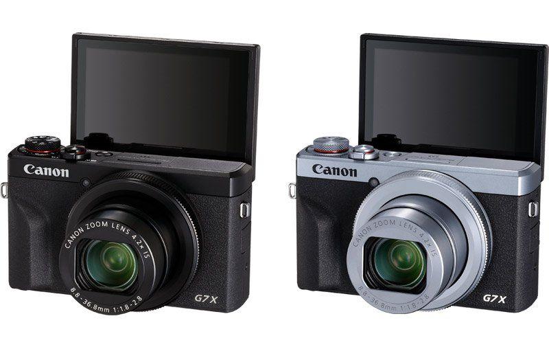 máy ảnh Canon PowerShot G7 X Mark III