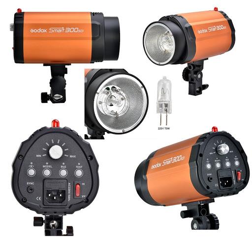 đèn studio Godox Smart 300SDI