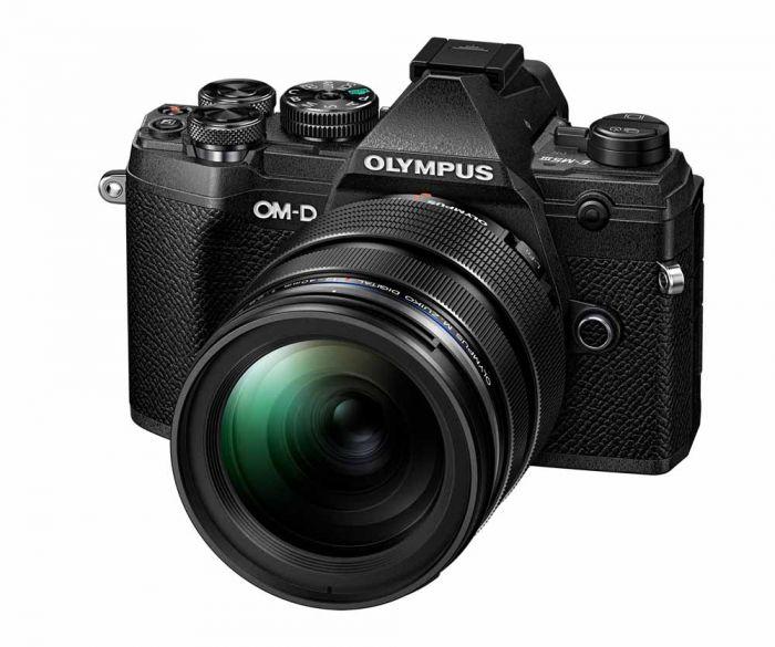 camera Olympus OM-D E-M5 Mark III