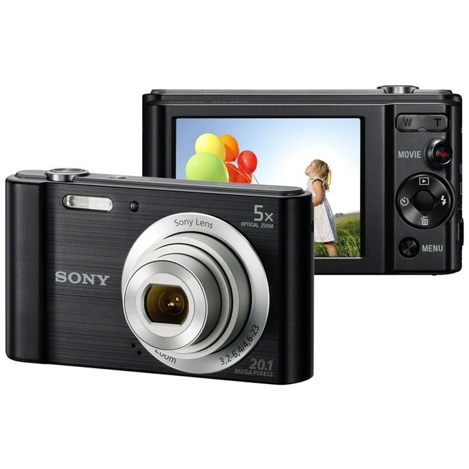 máy ảnh SONY DSCW800/B