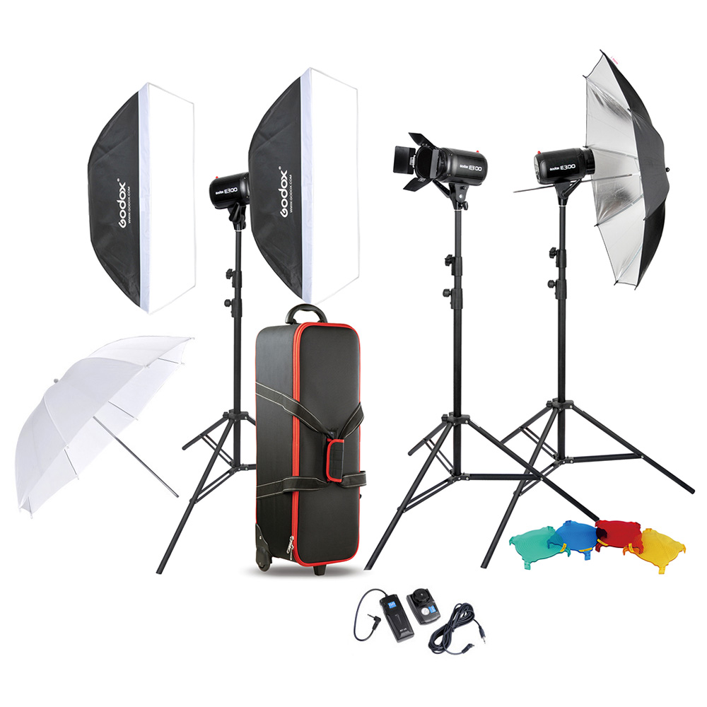 Đèn chụp studio