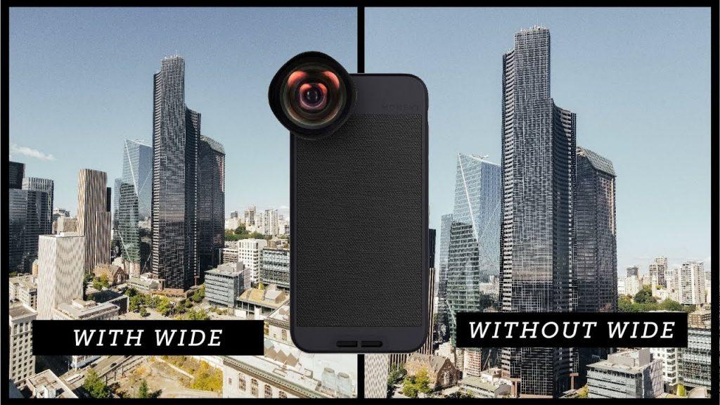lens điện thoại Moment Wide Lens
