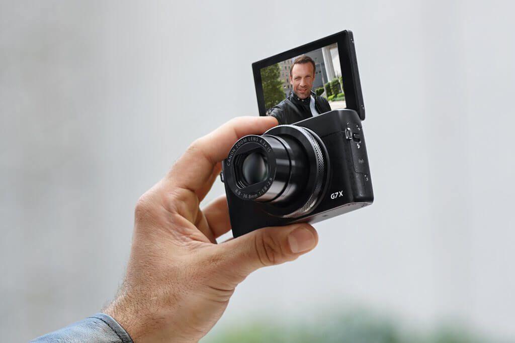 Máy quay Vlog giá rẻ