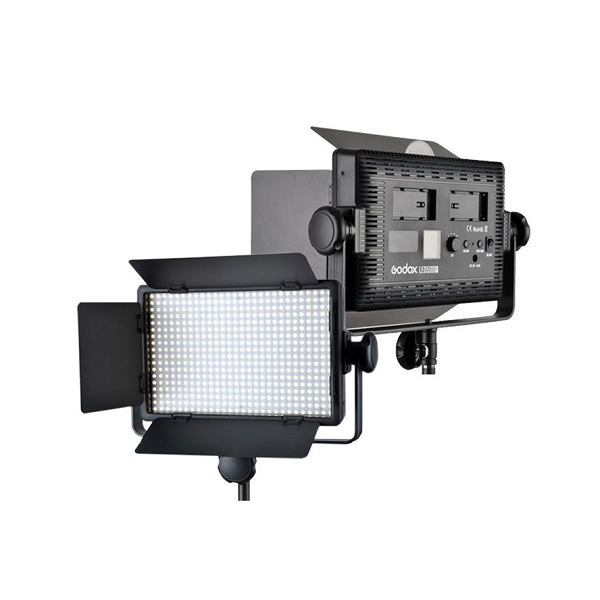 đèn quay phim Godox LED 500C