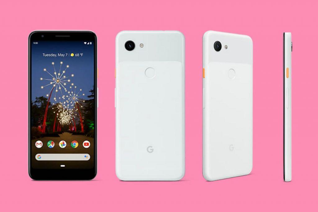 điện thoại Google Pixel 3a