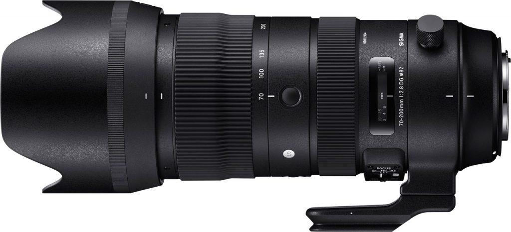 ống kính Sigma 70-200mm f2.8 DG OS HSM S