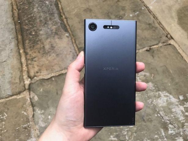 điện thoại chụp ảnh Sony Xperia XZ1