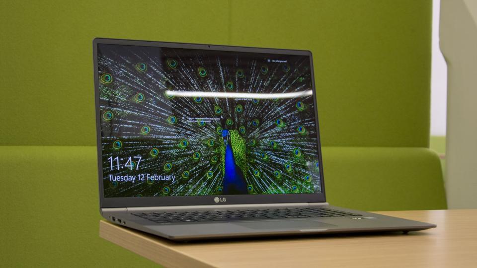 laptop cho dân thiết kế LG Gram 17