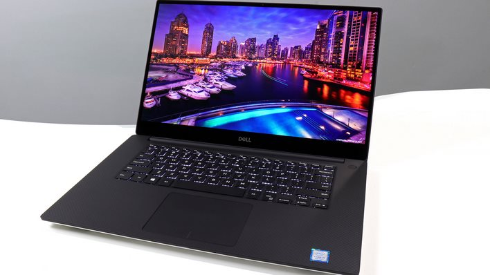laptop cho dân thiết kế đồ họa Dell XPS 15