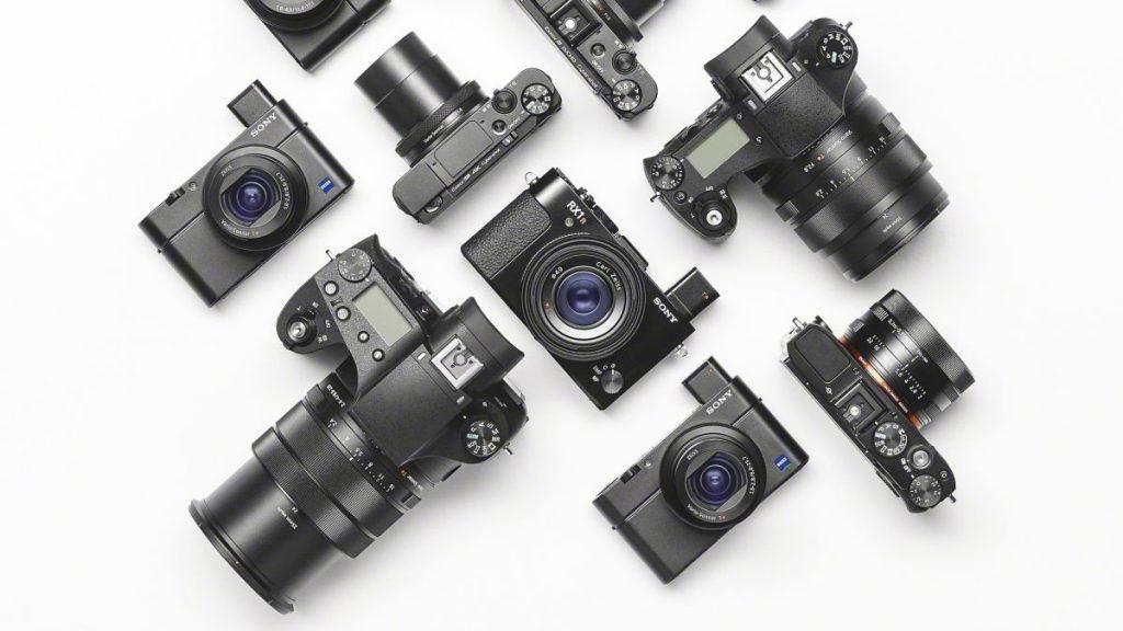 Máy ảnh Sony tốt nhất