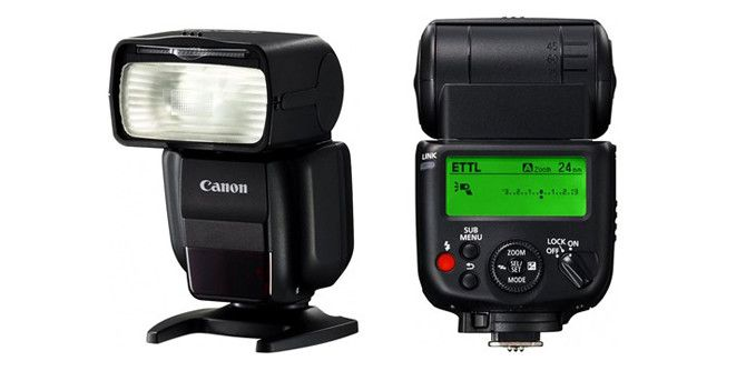flash Canon Speedlite 430EX III-RT