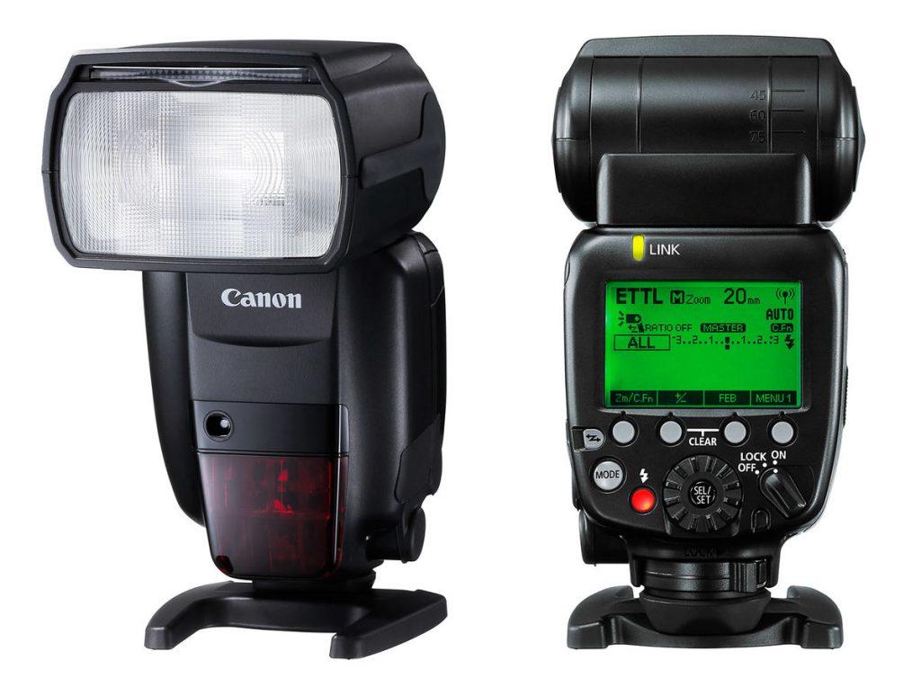 đèn flash Canon Speedlite 600EXII-RT