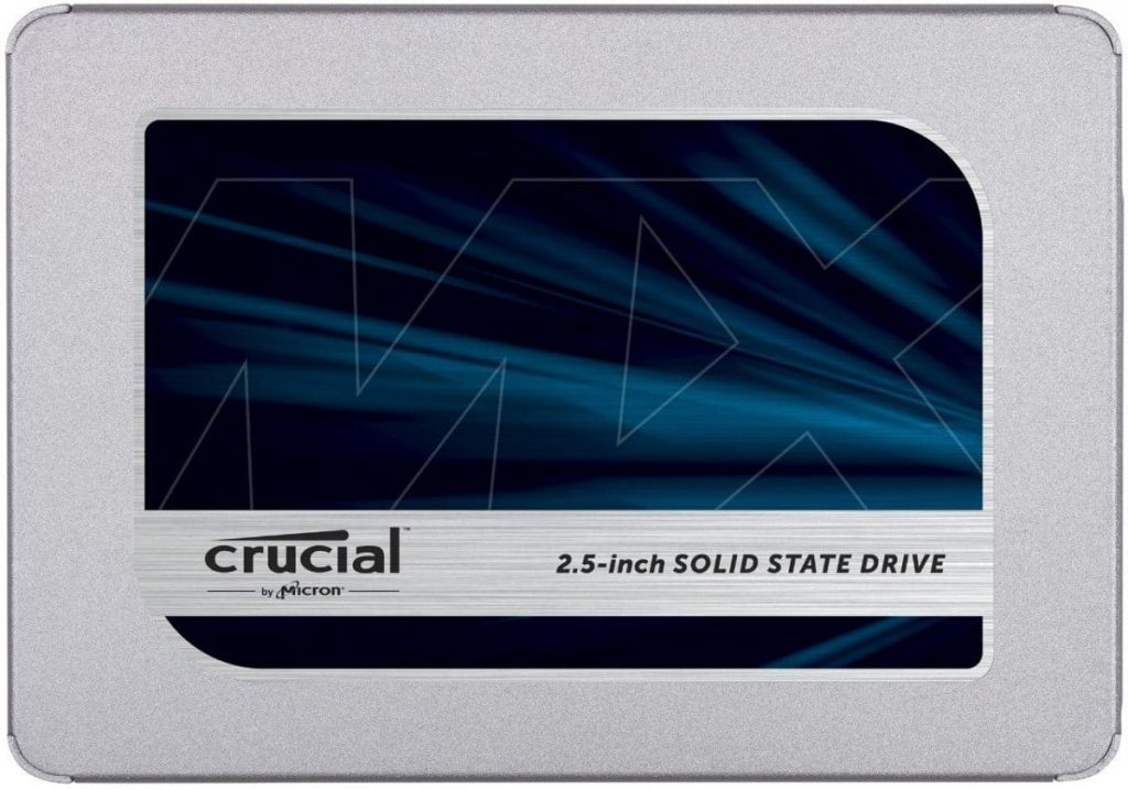 SSD giá rẻ Crucial MX500