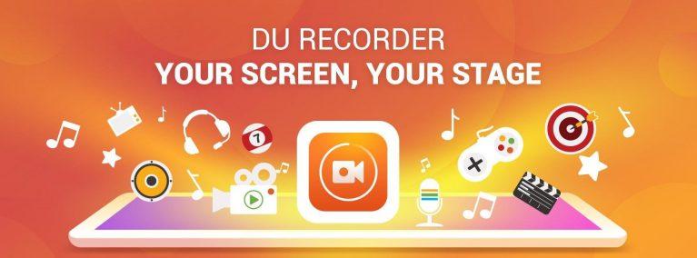 công cụ quay video màn hình iOS DU