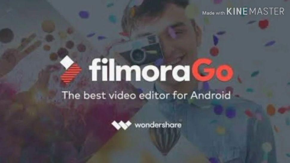 phần mềm edit video FilmoraGo